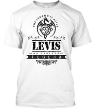 Legend Is Alive Levis An Endless - The Hanes Tagless Tee T-Shirt