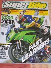 January Superbike Motorcycles Magazines
