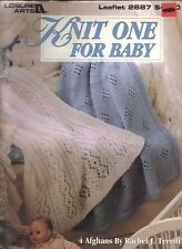 Crochet Knitting Patterns Knit One For Baby 4 Projects Crafts
