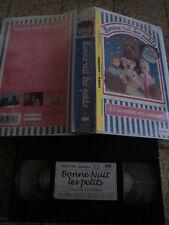 Bonne Nuit Les Petits Vol 1, VHS Polygram, Dessin animé
