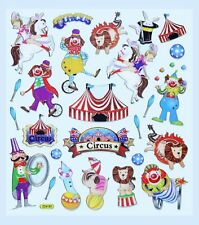 Hobby - Design - Sticker *Zirkus* 3452322 NEU
