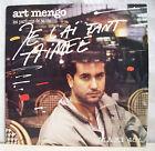 45T MAXI ART MENGO Vinyl LES PARFUMS DE SA VIE Je l'ai tant Aimée CBS 6516756 EX
