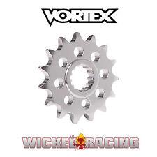 Vortex Front Sprocket 520 15T 3273-15 Honda CBR600RR CBR1000RR 919 954 RC51 More