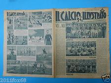 1947 il calcio illustrato 7 juventus torino lazio genoa modena como salernitana