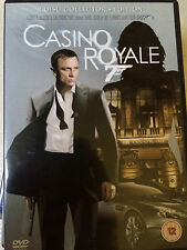 Daniel Craig como James Bond 007 CASINO ROYALE GB disco 2 DVD