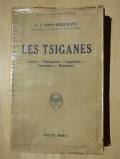1930: les Tziganes. Histoire, ethnologie, linguistique grammaire Two