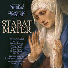 CD Stabat Mater di Anton Dvorak con Rías SINFONIA ORCHESTRA 2cds
