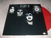 KISS RARE LP COULEUR EXCELLENT ETAT