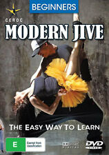 CEROC MODERN JIVE (BEGINNERS) - EASY INSTRUCTIONAL DANCE GUIDE DVD