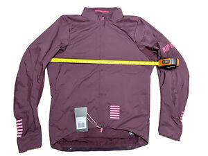 Rapha Pro Team Insulated Jacket, men's large, burgundy