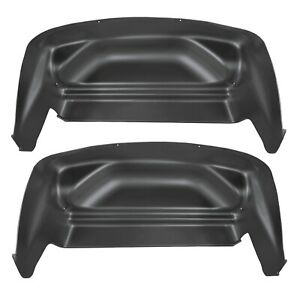 Husky Liners 79001 Wheel Well Guard Cover for Silverado/Sierra 1500/2500/3500 HD