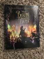 BEAUTY AND THE BEAST BLU-RAY/DVD TARGET EXCLUSIVE STORYBOOK Digibook NO DIGITAL