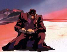 Jojo's Bizarre Adventure Anime Production Cel BG Animation Art Jotaro Iggy 1993