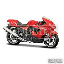 Maisto Special Edition Die Cast Motorcycle Model Kawasaki Zx-14r Scale 1 18