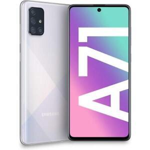 Samsung Galaxy A71 SM-A715F/DS - 128GB - Prism Crush Silver (Unlocked) Dual SIM