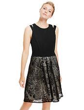 Marks and Spencer Polyester Floral Skater Dresses