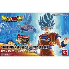 Figure Rise Standard Dragonball Z Super Saiyan God SS Son Goku model kit Bandai