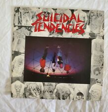 Suicidal Tendencies - Suicidal Tendencies S/T LP - 1983 US Frontier - FLP 1011