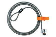 Kensington MicroSaver Câble de Sécurité pour Ordinateur Portable, Câble en Acier