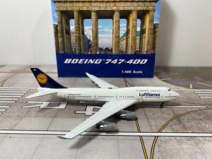 1/400 Phoenix Lufthansa B747-430 D-ABVP