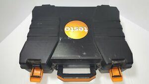 Testo 320 Flue Gas Combustion Analyzer (0632 3220)
