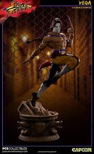POP CULTURE SHOCK COLLECTIBLES STREET FIGHTER VEGA 1/4 SCALE NUOVO NEW