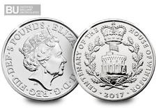 2017 UK House of Windsor CERTIFIED BU £5 [Ref H5BUC009]