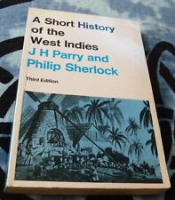 Short History of the West Indies - (Macmillan) - African and Caribbean Histories