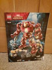 Lego Marvel Super Heroes Hulkbuster: Ultron Edition (76105)