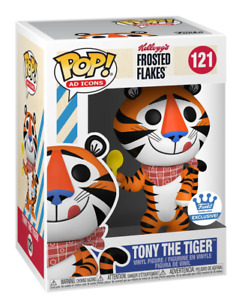 Tony The Tiger Funko Pop Ad Icons #121 Funko Shop Exclusive CONFIRMED ORDER