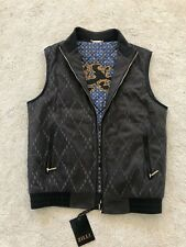 New man's ZILLI vest, size 54 (XXL), made in Italy