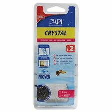 API Rena Crystal Size 2 Pack of 1 Superclean Internal Fish Tank Filter Pads