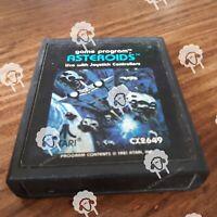 ASTEROIDS (  Atari 2600 ) Cartridge Only - NTSC -U/C - Tested & Working