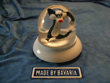 Walt disney nochevieja esfera de nieve snowglobe made in Germany grande