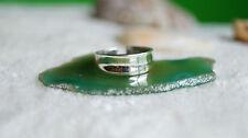 Neu Silberring Ring Zehenring Offen Silber Kinderring Elegant schlicht glänzend