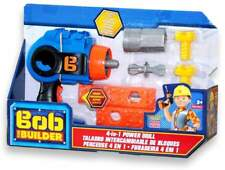 Bob the Builder 4-in-1 Power Drill (DGY44) 100% Brand New