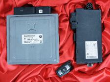 BMW E90 E92 E93 E60 E61 3 5'es 3.0i N51 N52N ENGINE ECU SET DME MSV80.1 CAS3 KEY