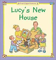 Lucy's New House by Cork, Barbara Taylor -ExLibrary