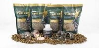 New Nash Bait The Key Boilies Popups Wafters Pellets Liquid - Complete Range
