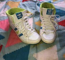 Vintage adidas hightops Size US 6.5