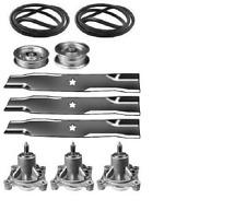 "Craftsman GT5000 48"" Mower Deck Rebuild Kit 174356 173921 174368 FITS HUSQVARNA"