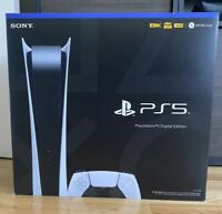 🔥Sony Playstation PS5 - DIGITAL EDITION BRAND NEW ✅ IN HAND ✅ TRUSTED SELLER