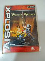 Wizards & Warriors Activision - Set Für PC Cd-Rom Ausgabe Spanien