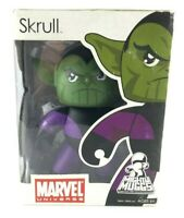 "Hasbro Mighty Muggs Marvel Universe Skrull Soldier Figure Toy 6"" Vinyl New"