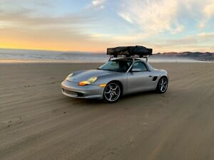 Porsche 986 Boxster RTS Rooftop Transport System / Roof Rack Mount (B-Pillar)