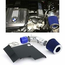 Air Intake Kit mit Sport Luftfilter Blau Tenzo-R für BMW 3er E90 E92 1er E87