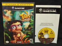 Tak and the Power of Juju -  Nintendo GameCube Tested / Working Game 1-4 players