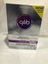 Qilib Regrowth + Revitalization Hair System for Men 4.7oz Hairloss Treatment