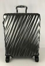 TUMI 19 Degree Continental Carry-On Case Black 228661D