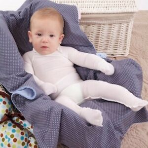 Comfifast Easywrap Vest Fold-Over Mitts 6-24 Months by Comfifast